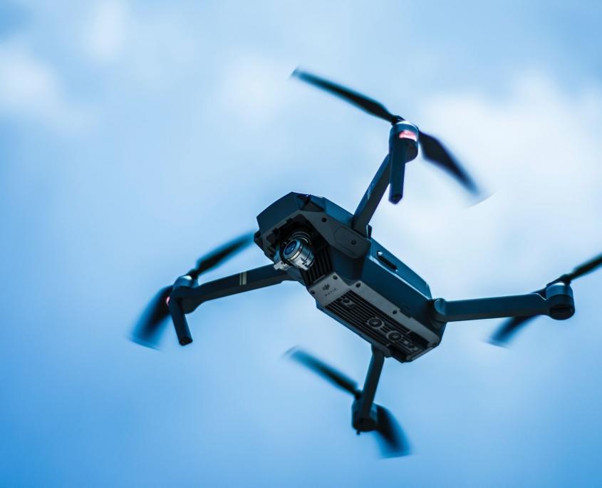 drone ilmakuvaus