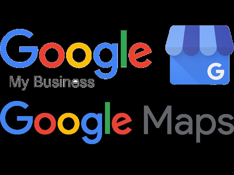 Google My Business Google Maps