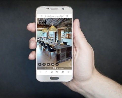 RVN Consulting Virtual Tour Smartphone